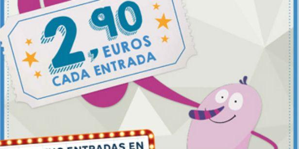 La Fiesta del Cine regresa los días 9, 10 y 11 de mayo con entradas a 2,90 euros