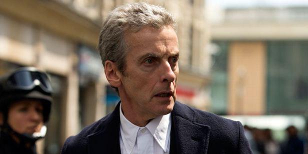 'Doctor Who': Peter Capaldi insinúa el regreso de Jenna Coleman
