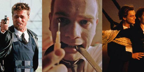 Las 20 mejores escenas del cine de los 90