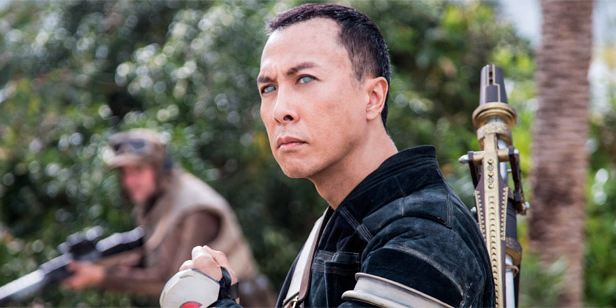 'Rogue One: Una historia de Star Wars': Donnie Yen (Chirrut Îmwe) explica por qué quería estar en el 'spin-off'