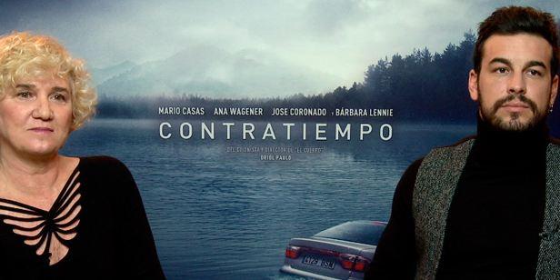 """Mario Casas ('Contratiempo'): """"Es un thriller muy divertido en el que el espectador se convierte en el Detective Conan"""""""