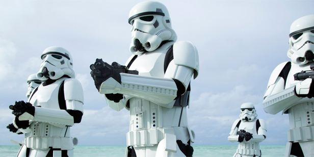 'Rogue One: Una historia de Star Wars': El cómic oficial incluirá las escenas eliminadas de la película