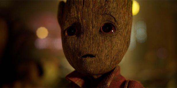 'Guardianes de la Galaxia Vol. 2': Dave Bautista reconoce que es difícil competir con Bebé Groot