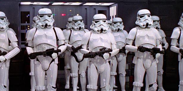 'Star Wars': Habla el 'stormtrooper' que protagoniza el gazapo más famoso de la saga