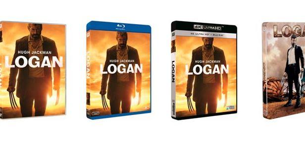 'Logan': Llévate a casa la última aventura de Hugh Jackman como Lobezno, y disfruta con su versión especial Noir