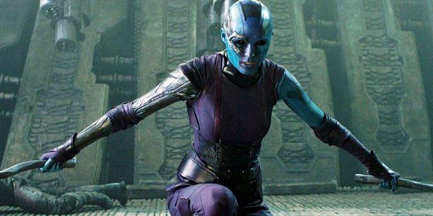 'Vengadores: Infinity War' explorará el pasado de Nébula