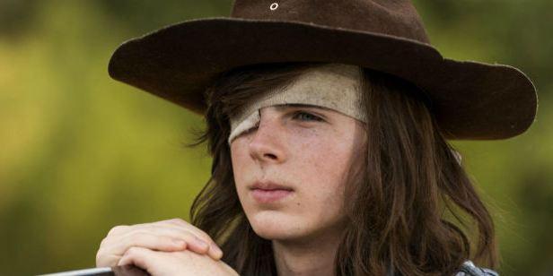 'The Walking Dead': Chandler Riggs promete mucho más espectáculo y acción en la octava temporada