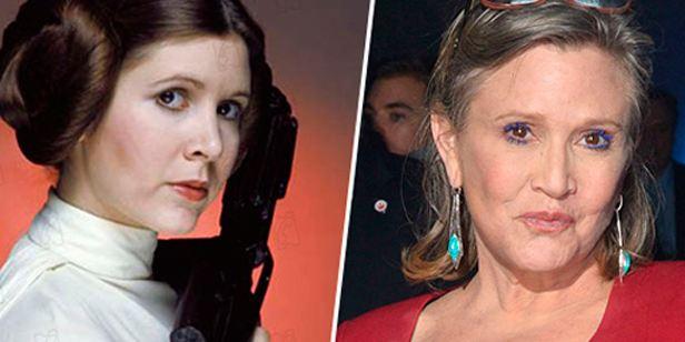 Salen a subasta objetos originales de la saga 'Star Wars' que pertenecían a Carrie Fisher