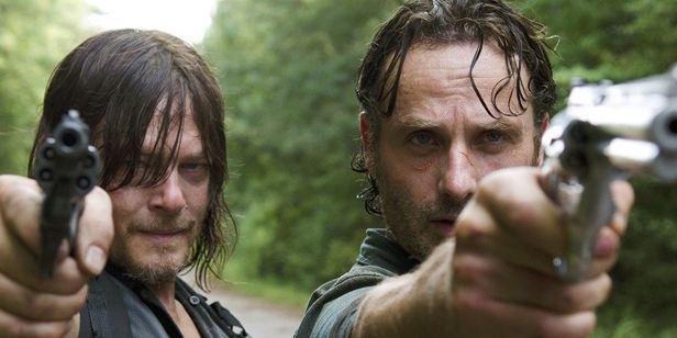'The Walking Dead' cae en audiencia consiguiendo su peor dato desde la segunda temporada