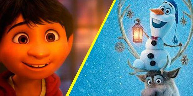'Coco': Algunos espectadores critican que 'Frozen: Una aventura de Olaf' sea proyectada antes de la película