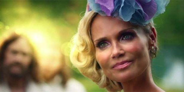 'American Gods': Kristin Chenoweth, Pascua, podría no volver en la segunda temporada
