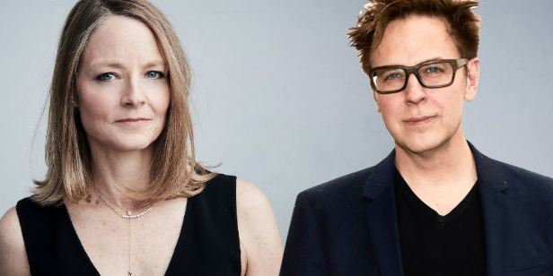 Jodie Foster cree que las películas de gran presupuesto están arruinando el cine y James Gunn contesta que Hollywood está cambiando
