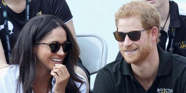 Lifetime prepara una película sobre Meghan Markle y el príncipe Harry