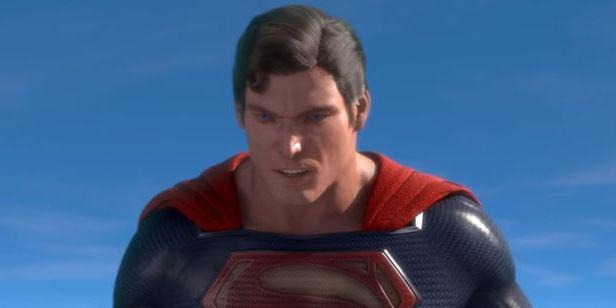 'El hombre de acero': Un fan reimagina al Superman de Henry Cavill con el aspecto de Christopher Reeve