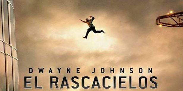 'El Rascacielos': Dwayne Johnson se convierte en el último meme de Internet