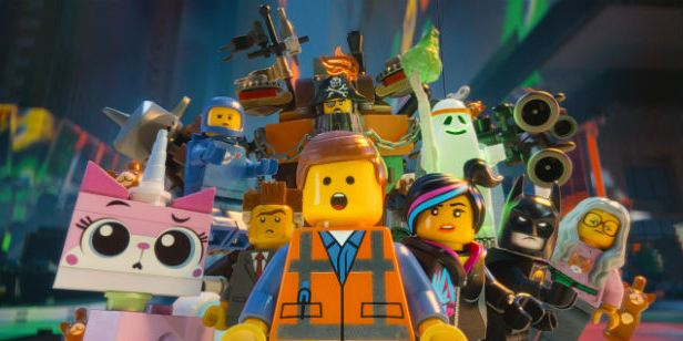 'The Billion Brick Race': El 'spin-off' de 'La Lego película', en punto muerto