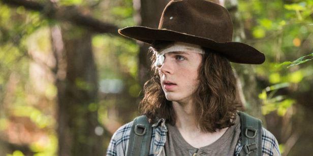 'The Walking Dead': El equipo piensa que la serie no tendría sentido sin la muerte de Carl