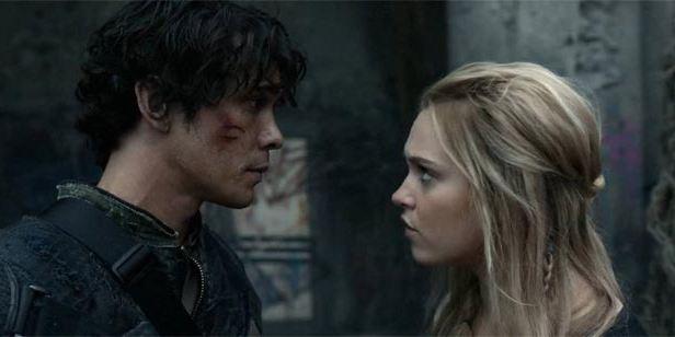 'Los 100': un inesperado reencuentro para Bellamy y Clarke en la quinta temporada