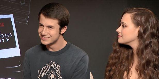 """Entrevistamos a Dylan Minnette y a Katherine Langford de 'Por trece razones': """"En la segunda temporada no veremos ningún intento de suicidio"""""""