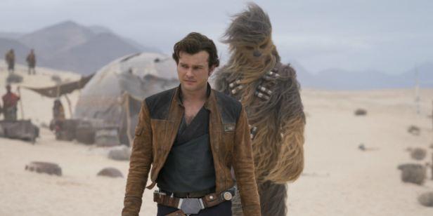 'Han Solo: Una historia de Star Wars': La película reutiliza imágenes promocionales de 'Rogue One'