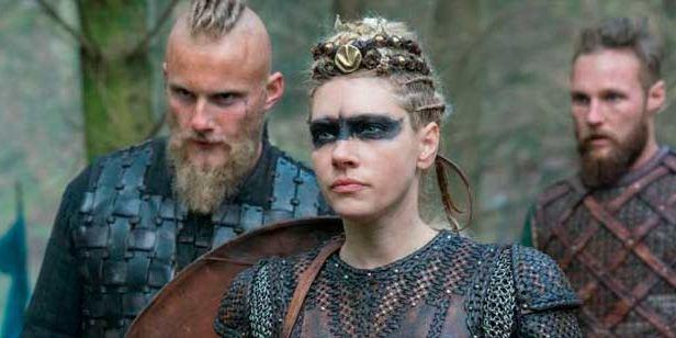 Los fans de 'Vikingos' encuentran un agujero de guion