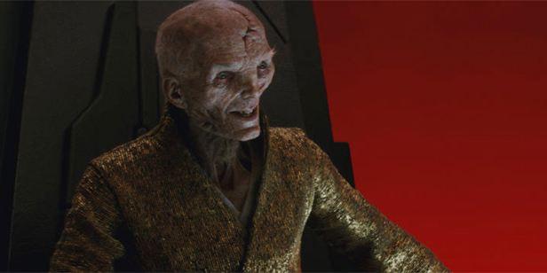 'Star Wars': ¿Aparecerá finalmente Snoke en el 'Episodio IX'?