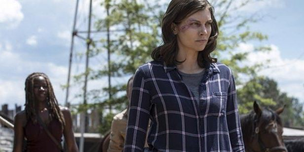 'The Walking Dead' podría estar dejando pistas sobre la salida de Maggie