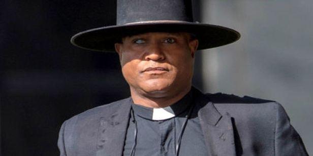 ¿Acaba 'The Walking Dead' de sentenciar a muerte al Padre Gabriel?