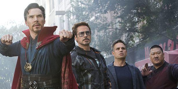 'Vengadores: Infinity War' llegará a Netflix esta Navidad