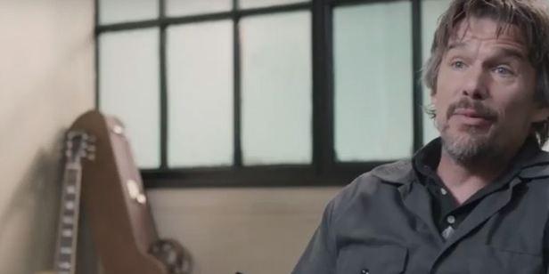 """Ethan Hawke ('Juliet, desnuda'): """"Veía al personaje como al J.D. Salinger del rock independiente"""""""