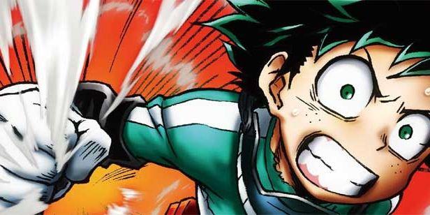 'My Hero Academia': Así hubiera sido el aclamado anime en los 90