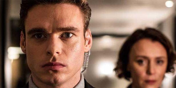 'Bodyguard': Richard Madden abierto aún a una posible segunda temporada