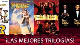 Las mejores trilogías cinematográficas