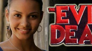 Jessica Lucas se une al reparto de 'Evil Dead'