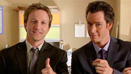 'Franklin & Bash', renovada en TNT por una tercera temporada