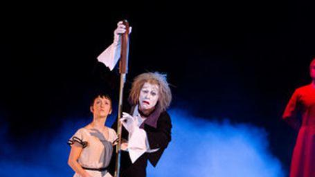 'Cirque du Soleil: Mundos lejanos 3D': ¡nuevas fotos!