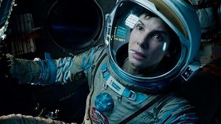 ¡Descubre los efectos especiales de 'Gravity' con Sandra Bullock!