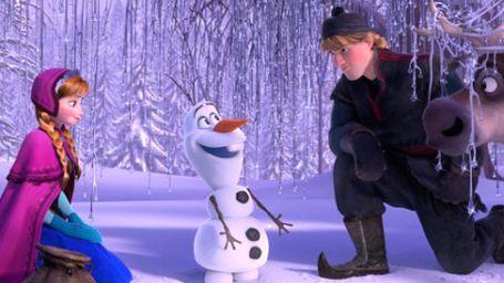 'Frozen, el reino del hielo' vende más de 3 millones de DVD y Blu-Ray en un sólo día