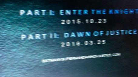 Henry Cavill confirma que 'Batman V Superman: Dawn of Justice' NO se dividirá en dos partes