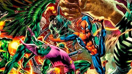 ¡RUMOR! Sony sigue adelante con 'Los Seis Siniestros', 'spin-off' de 'The Amazing Spider-Man'