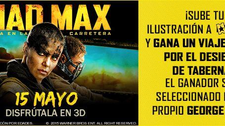 'Mad Max' ¡Gran concurso de ilustración!