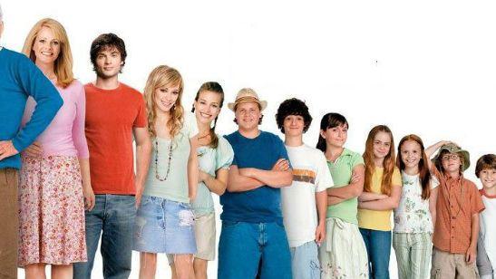 'Doce en casa': Así han crecido los niños protagonistas de la película