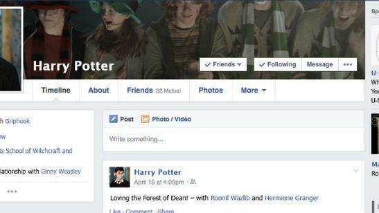 'Harry Potter': Así serían las redes sociales de los personajes de la saga