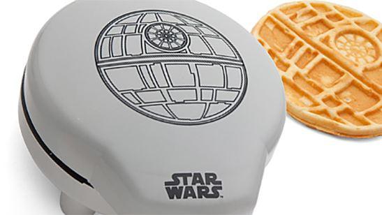 'Star Wars: El despertar de la fuerza': ya puedes hacer gofres con forma de Estrella de la Muerte
