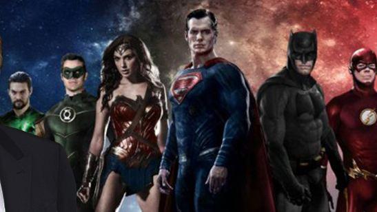 'Batman v Superman: El amanecer de la justicia' tendrá calificación PG-13