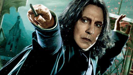 'Harry Potter': J.K. Rowling revela nuevos detalles de Snape durante un debate en Twitter sobre el personaje