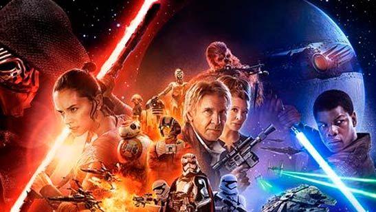 El pasado televisivo de los protagonistas de 'Star Wars: El despertar de la fuerza'