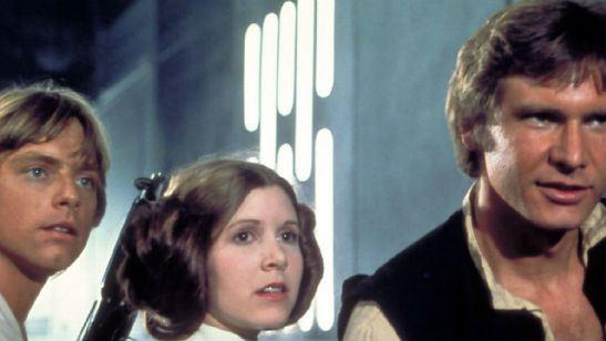 Luke Skywalker y Han Solo, entre los nombres más populares de 'Star Wars'
