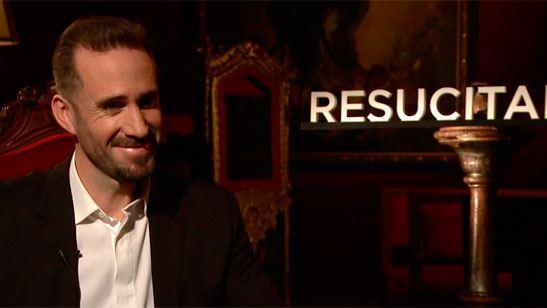 """Entrevista a Joseph Fiennes por 'Resucitado': """"Esta película es 50% o más española"""""""