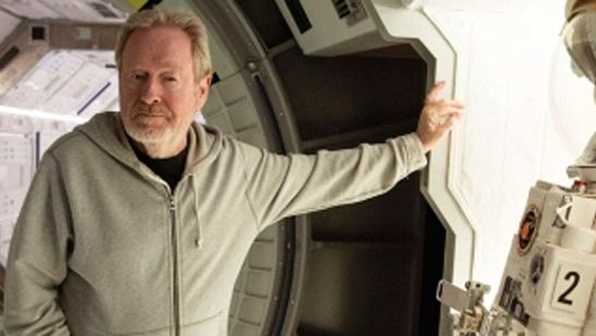 Ridley Scott llevará al cine el libro 'Wraiths Of The Broken Land'